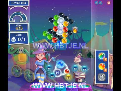 Bubble Witch Saga 2 level 163