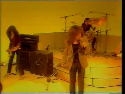 DIAMOND HEAD - Streets of Gold - Live - 1980