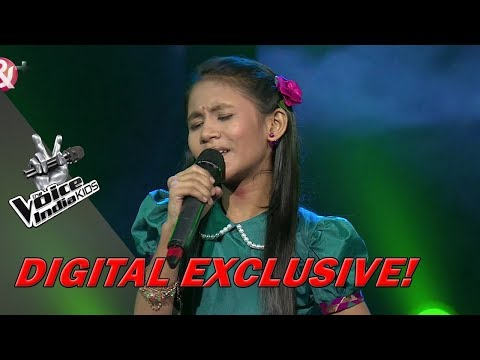 Manashi Sahariah Performs On Chandaniya Lori Lori | Sneak Peek | The Voice India Kids - Season 2