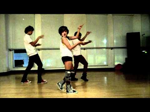 Chris Brown - Dueces Choreography by: Dejan Tubic