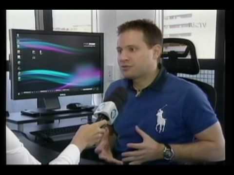 Magic fala sobre Blogs e Redes Sociais para o Ric Notícias