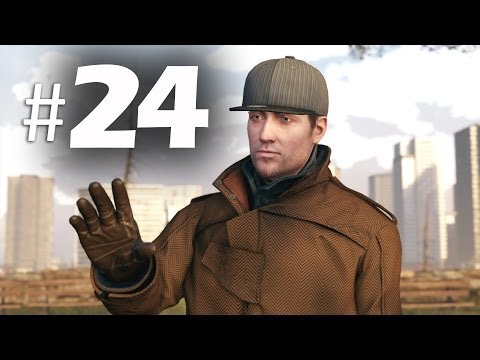 Watch Dogs Part 24 - Ghosts of the Past - Gameplay Walkthrough PS4