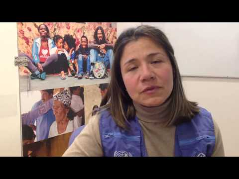 Margarita Morales - Historias de refugiados