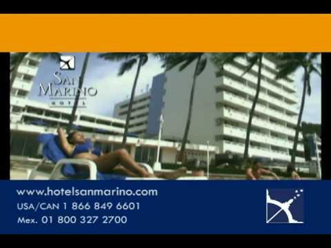 Hotel San Marino en Puerto Vallarta