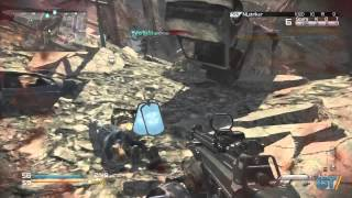 Call Of Duty: Ghosts Xbox 360 Gameplay