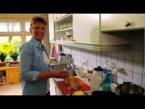 Ida kipt Hollandse scharrelkip