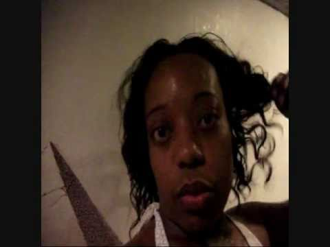 Swimming With Crochet Braids - YouTube