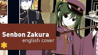 ☆ Senbon Zakura 千本桜 【English ver.】 kran*