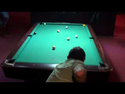 Jon vs John (Baku Pool League 2014)