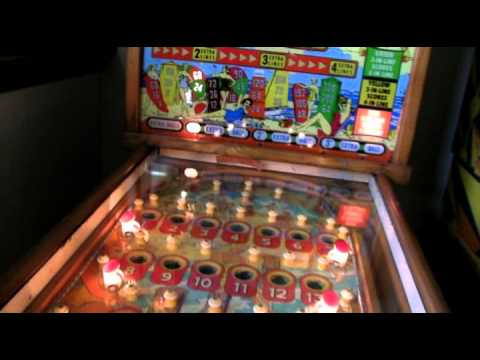 Bally Bingo S Miami Beach Pinball