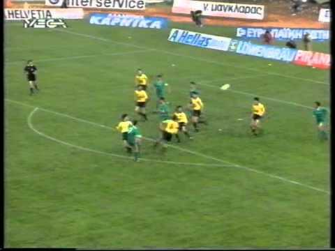 1992-93 AEK-Panathinaikos 3-1
