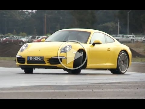 Road Test: 2012 Porsche 911 Carrera S Coupe