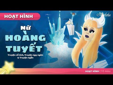 Nữ hoàng tuyết - Chuyện cổ tích - Chuyện kể đêm khuya - Phim hoạt hình