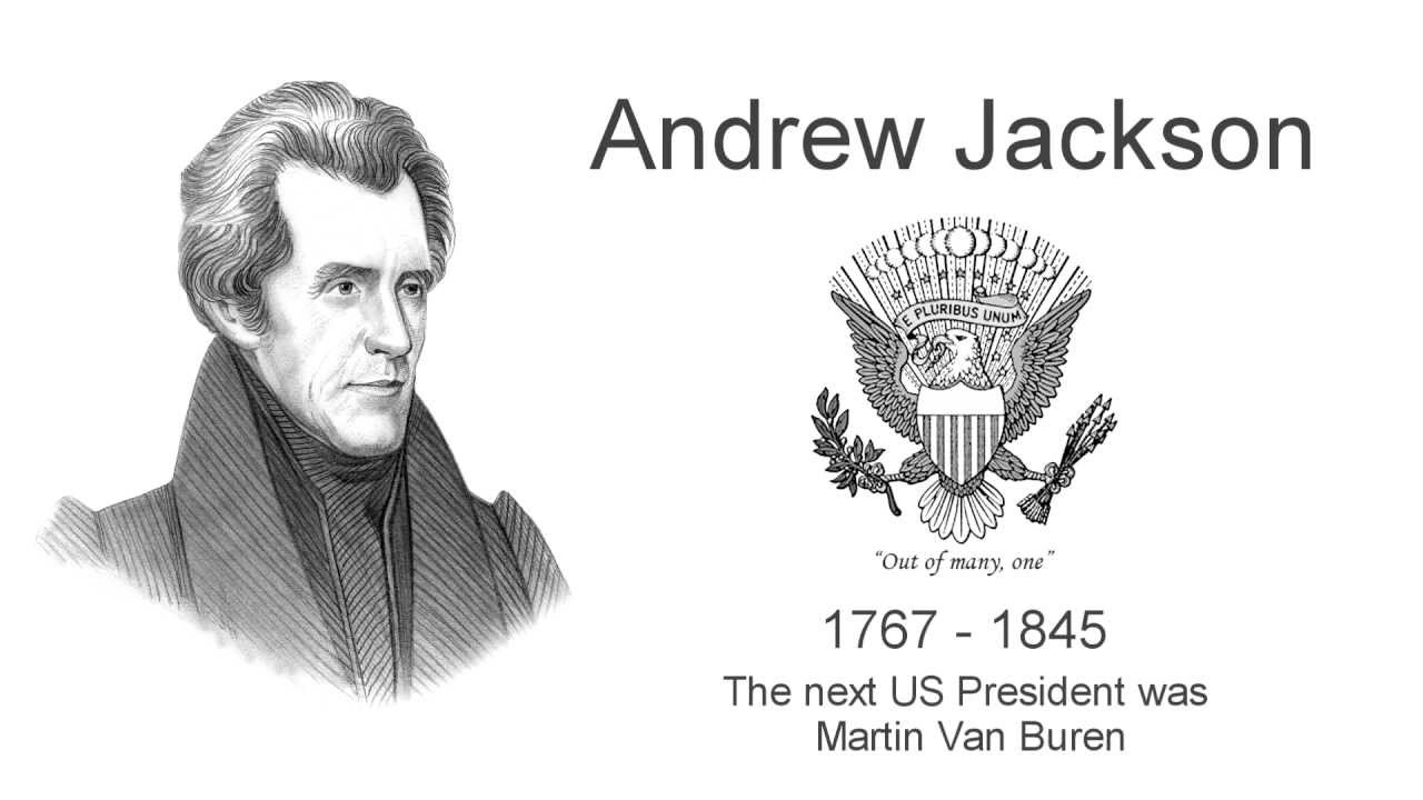 Andrew Jackson Youtube