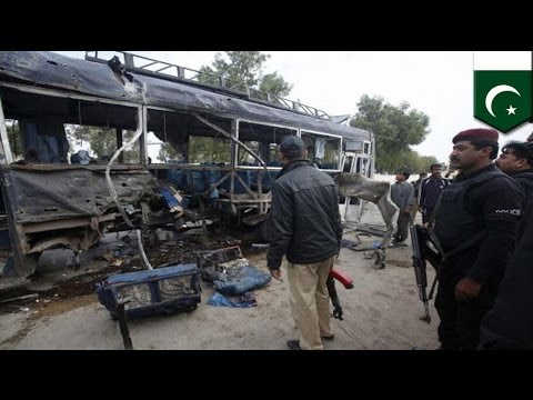 Pakistan explosion: Bomb blast in Karachi kills 11 policemen