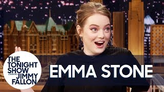 """Emma Stone Takes Buzzfeed's """"Which Spice Girl Are You?"""" Quiz"""
