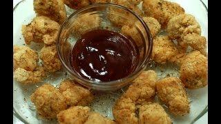 Popcorn Chicken By Vahchef @ Vahrehvah.com