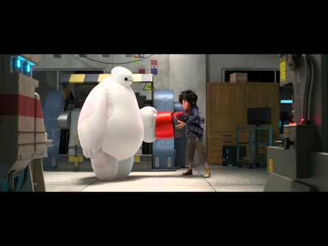 Disney's Big Hero 6 Official Teaser Trailer