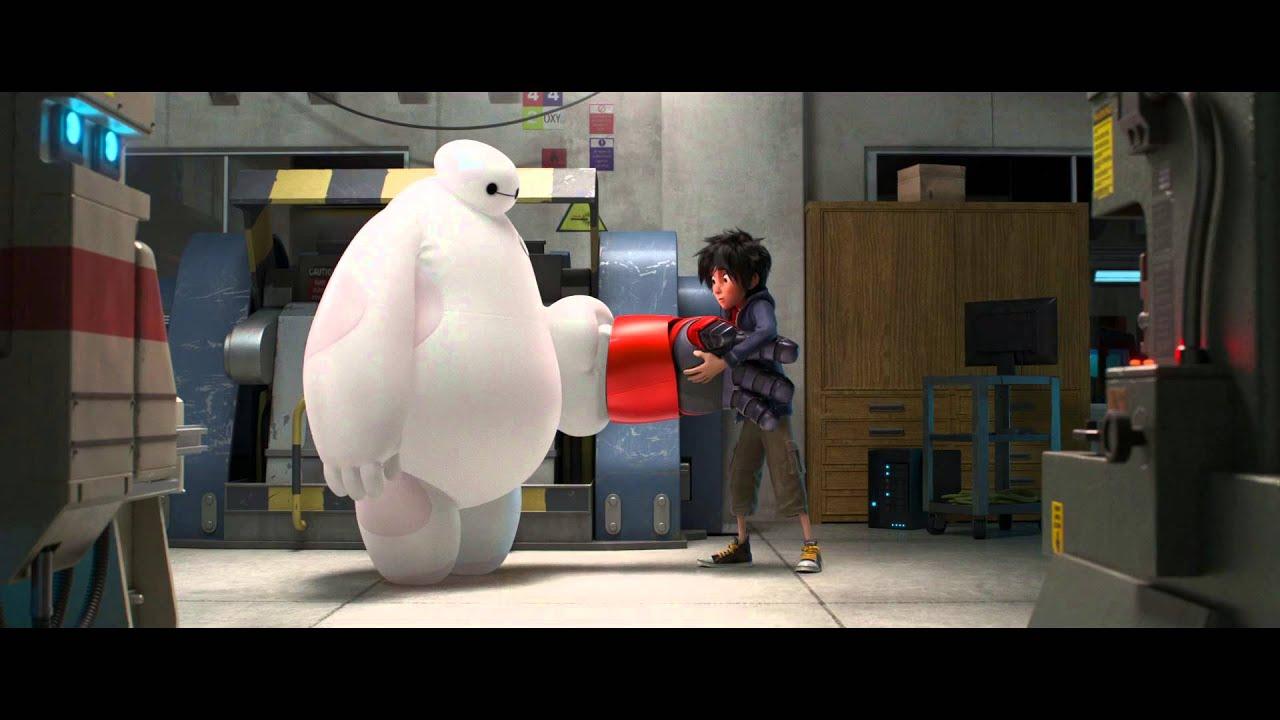 Disney's Big Hero 6 Official Teaser Trailer