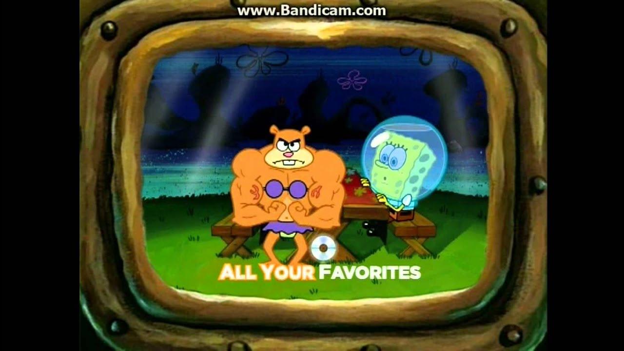Opening to The SpongeB...
