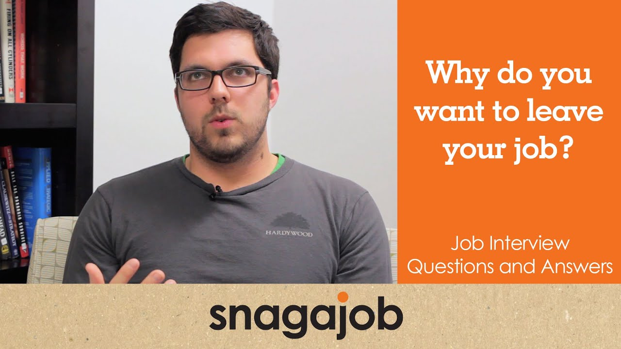 The Best (and Worst) Reasons for Leaving a Job