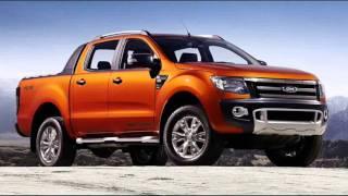 Nova Ford Ranger 2012 Preview