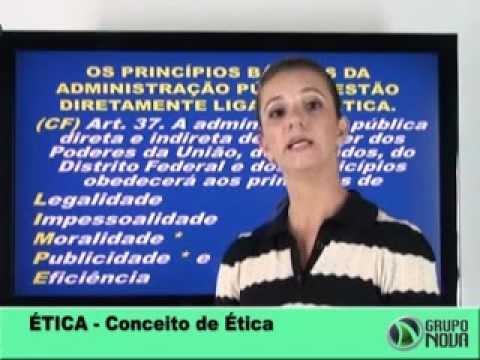 Vídeo Aula - Técnico Bancário - Caixa - Ética - História e Estatuto Da Caixa.