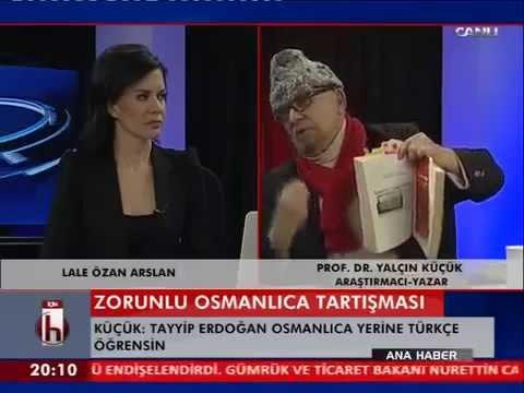 Prof. Dr. Yalçın Küçük - Çözüm Süreci / 11.12.2014 - Halk TV