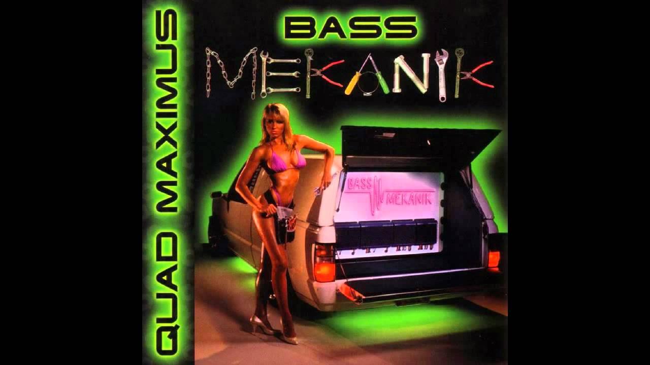 Bass Mekanik Quad Maximus