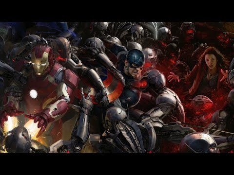 Avengers: Age of Ultron - Rewind Theatre