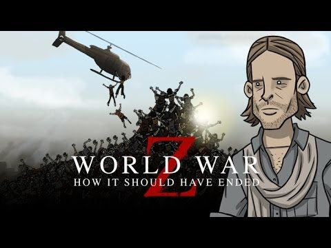 How World War Z Should Have Ended, While zombies decide to dog-pile the planet, the most qualified person discovers the key to save humanity.