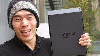 Kindle Fire HD8.9がキター!amazonの格安タブレット