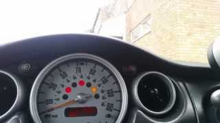 How To Reset Mini Cooper S R53 2003 Airbag Light With C110