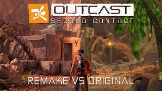 Outcast - Second Contact - Remake Trailer