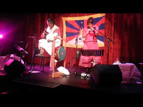 Tibetan Norwegian jamming