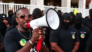 وزير الداخلية الفرنسي يباشر المفاوضات مع ممثلي المحتجين في إقليم غيانا بأمريكا الجنوبية |