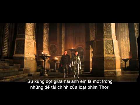 Thor 2: Thế Giới Bóng Tối (3D Atmos) - Sự trở lại của Loki