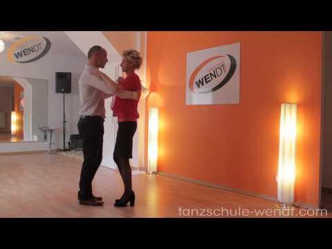 Discofox Tanzkurs - Der Grundschritt