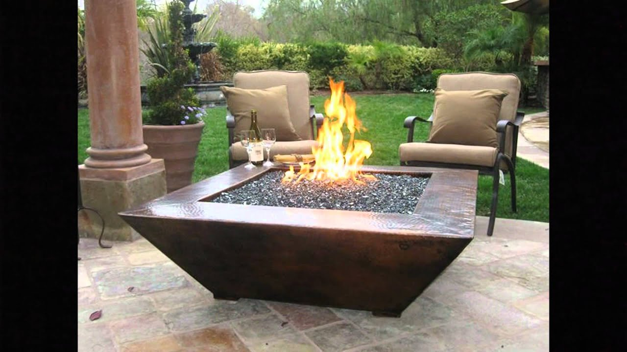 Grand Effects Inc Fire And Water Features 2011 Youtube