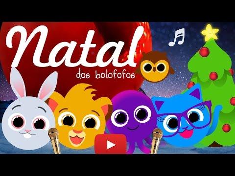 Música de Natal Infantil ♫ Bolofofos ♫ (Música Natalina)