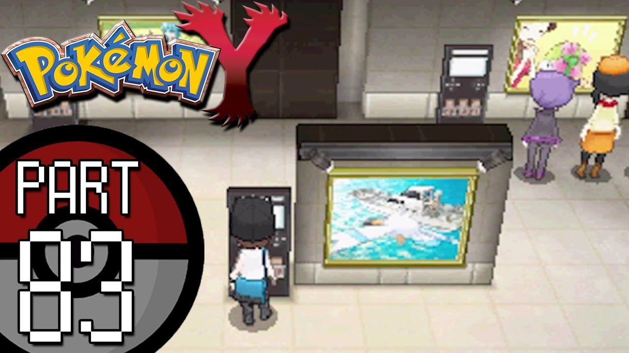 Pokemon y lumiose city coupon
