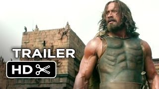 Hercules Official Trailer #2 (2014) Dwayne Johnson, Ian