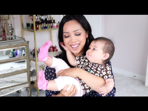 7 month postpartum update - My MUST HAVE baby gear! itsjudyslife