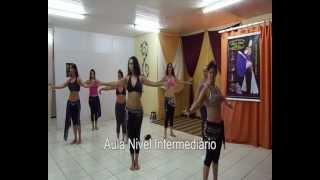 Aulas Na Escola De Dança Do Ventre Rosi Cruz Rio Preto