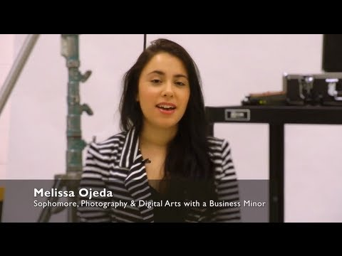 Student Interview // Melissa Ojeda