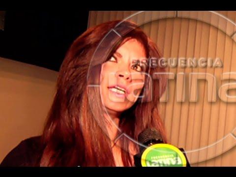 Giannina Luján a enemigas de Vania Bludau: 'Ellas entrenan la lengua'