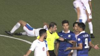 Philippines Vs Thailand: AFF Suzuki Cup 2014 Semi Final