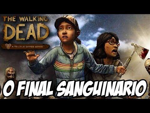 The Walking Dead Game In Harm's Way - O Final Sanguinário