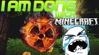 I am Done with Minecraft w/ Facecam SimonHDS90