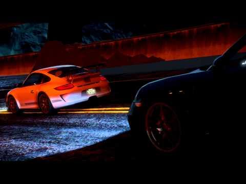 Новый трейлер с Porsche 911 Carrera S